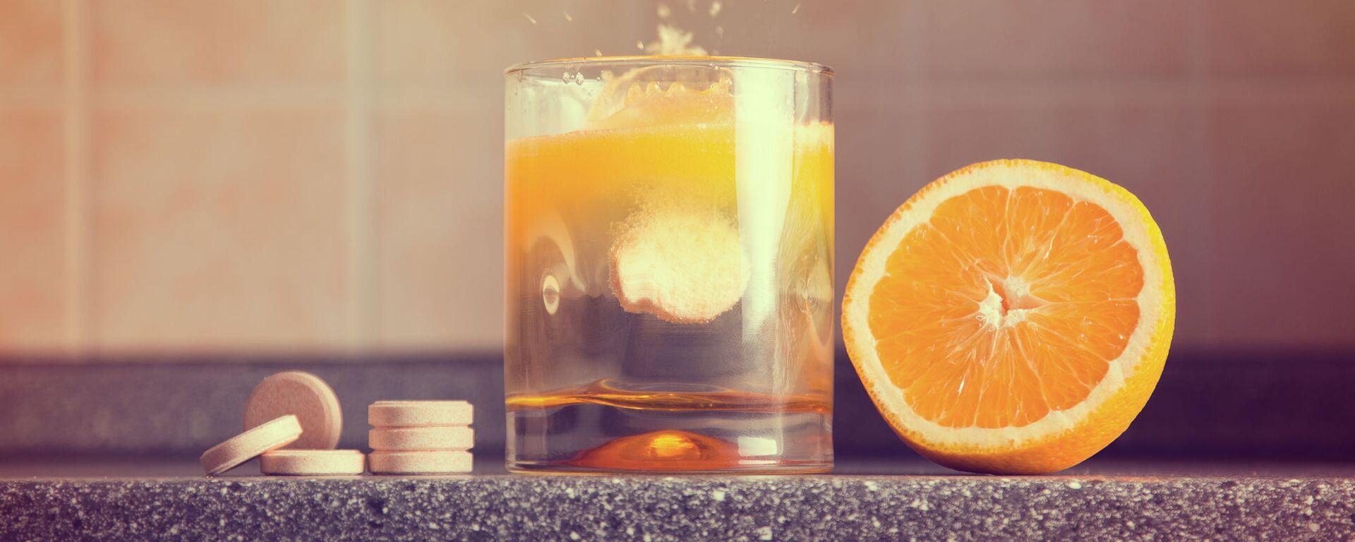 vitamin C - Sputnik Česká republika, 1920, 27.10.2020