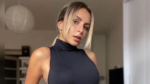 Sportovní novinářka Šárka Peková - Sputnik Česká republika
