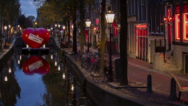 Amsterdam - Sputnik Česká republika