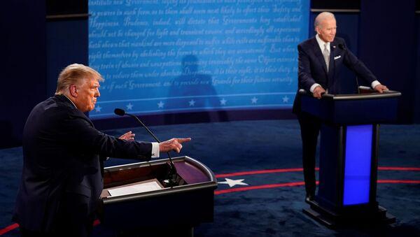 Prezidentské debaty v USA - Sputnik Česká republika