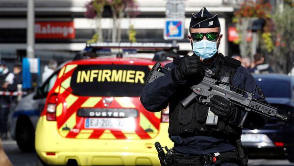 Teroristický útok v Nice - Sputnik Česká republika