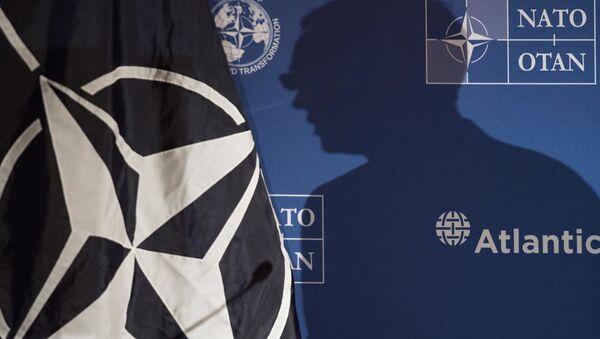 Logo NATO - Sputnik Česká republika