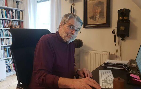 Sexuolog Radim Uzel - Sputnik Česká republika