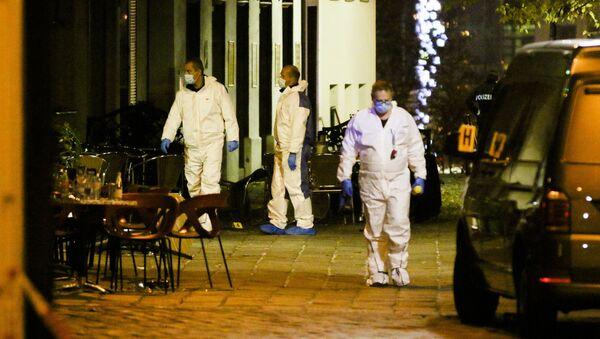 Teroristický útok ve Vídni - Sputnik Česká republika