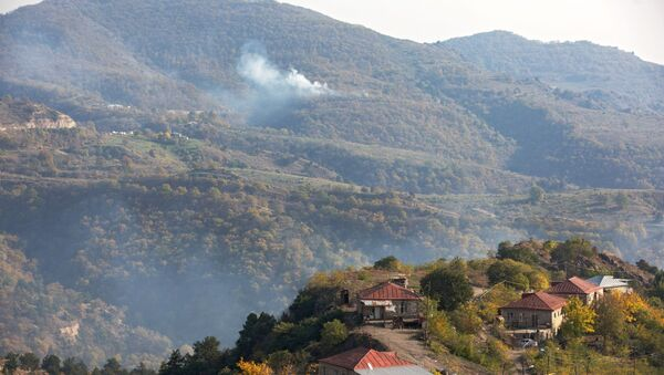 Náhorní Karabach - Sputnik Česká republika