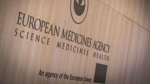 Evropská léková agentura - Sputnik Česká republika