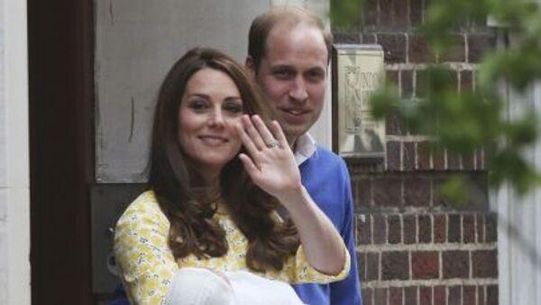 Princ William a Kate Middleton. Ilustrační foto - Sputnik Česká republika