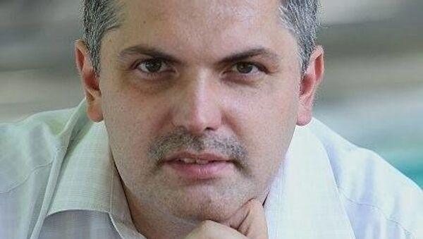 Roman Michelko - Sputnik Česká republika