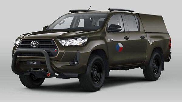 Toyota Hilux - Sputnik Česká republika
