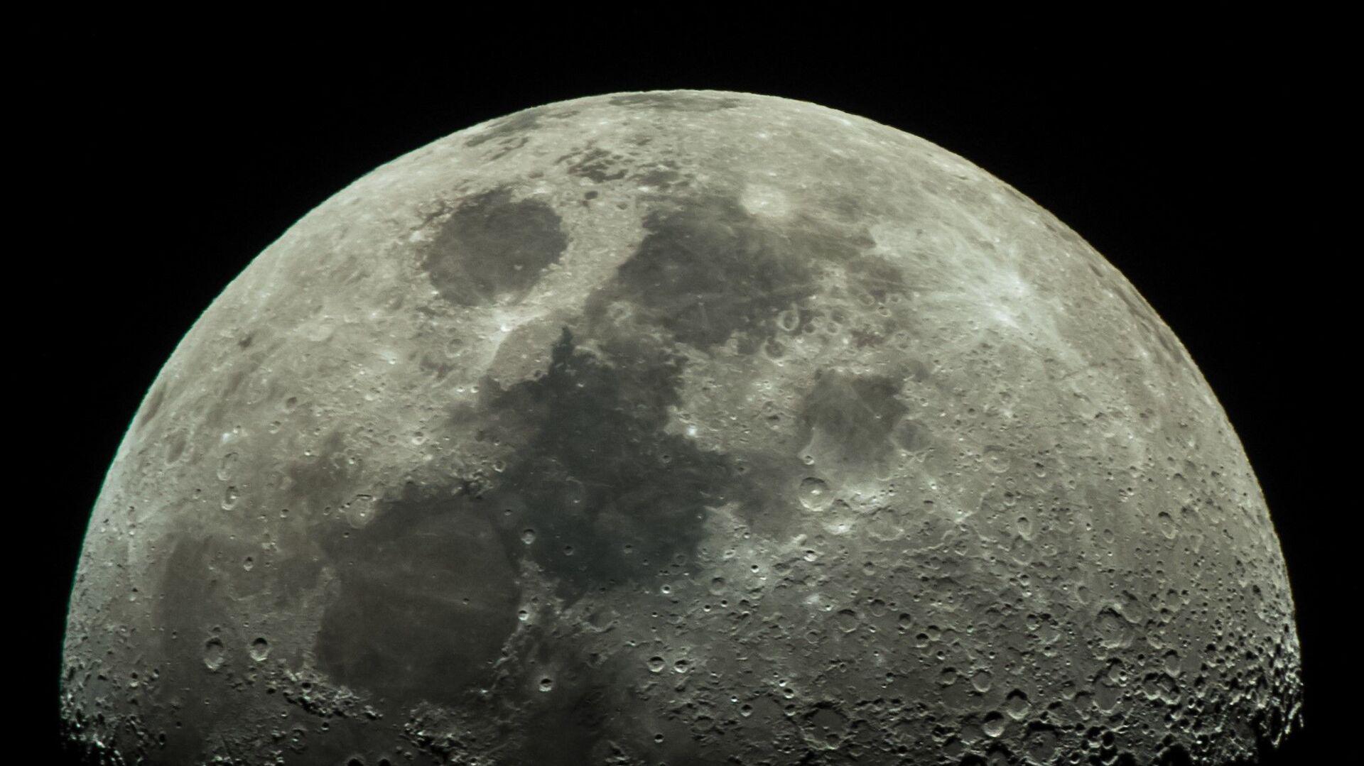 Měsíc. Ilustrační foto - Sputnik Česká republika, 1920, 04.02.2021