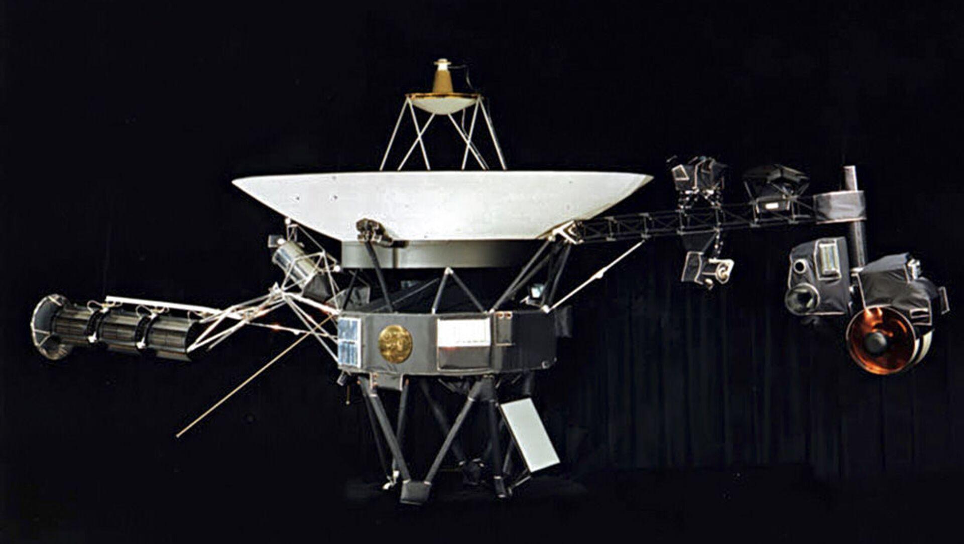 kosmická loď Voyager - Sputnik Česká republika, 1920, 17.04.2021