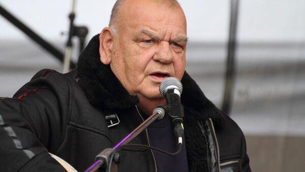 Český hudebník František Nedvěd  - Sputnik Česká republika