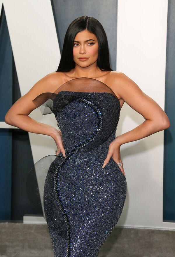 Americká mediální osobnost Kylie Jenner. - Sputnik Česká republika