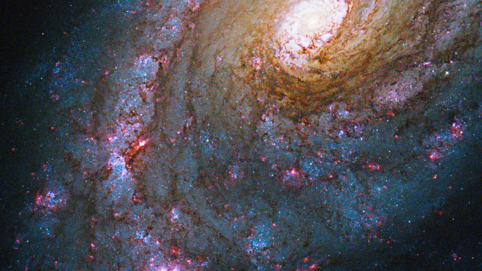Galaxie NGC 5248 - Sputnik Česká republika, 1920, 27.09.2021