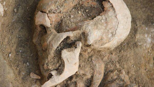 Ve Španělsku bylo objeveno obrovské pohřebiště se stovkami dosud neznámých hrobů - Sputnik Česká republika
