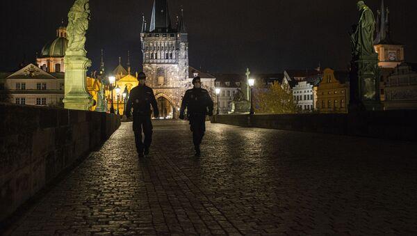 Policie v Praze - Sputnik Česká republika