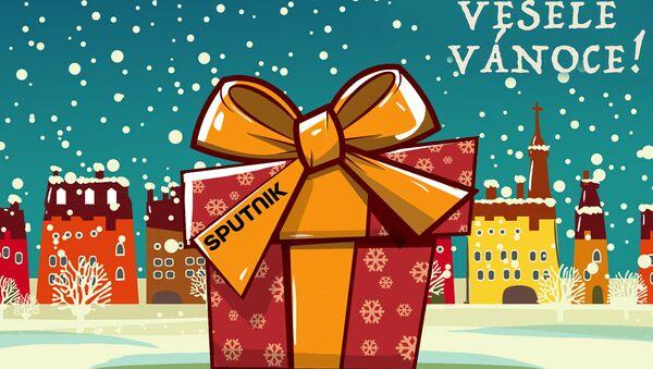 Sputnik Vám přeje šťastné a veselé Vánoce! - Sputnik Česká republika