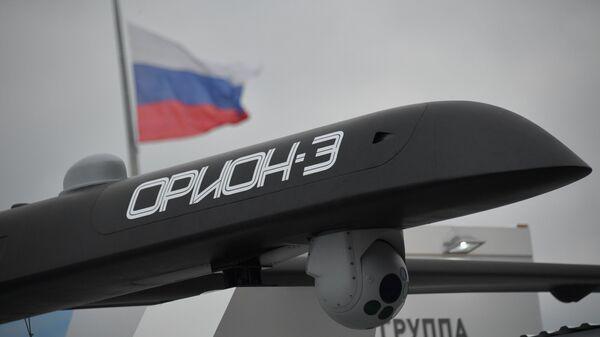 Ruský dron Orion - Sputnik Česká republika