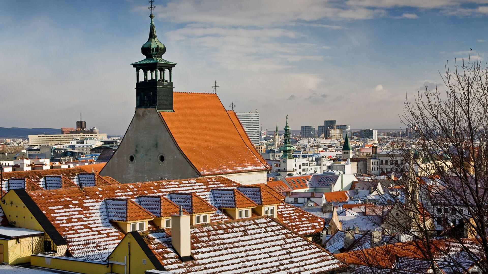Bratislava - Sputnik Česká republika, 1920, 13.02.2021