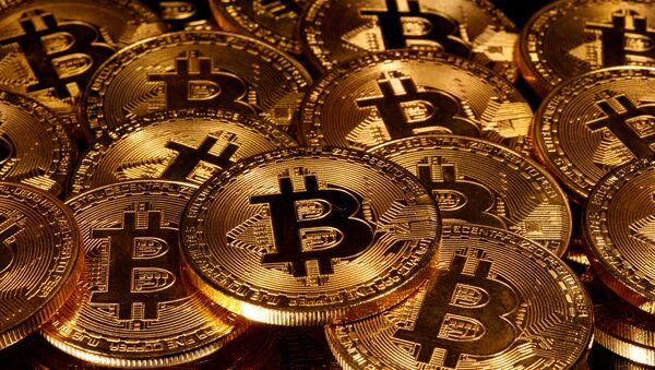 Virtuální měna Bitcoin - Sputnik Česká republika