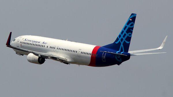 Letadlo společnosti Sriwijaya Air - Sputnik Česká republika