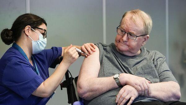 Očkování v Norsku - Sputnik Česká republika