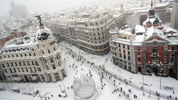 Madrid, Španělsko - Sputnik Česká republika