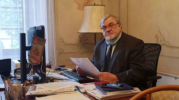Senátor Jaroslav Doubrava  - Sputnik Česká republika
