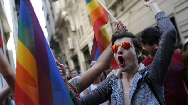 Pride week. Ilustrační foto - Sputnik Česká republika