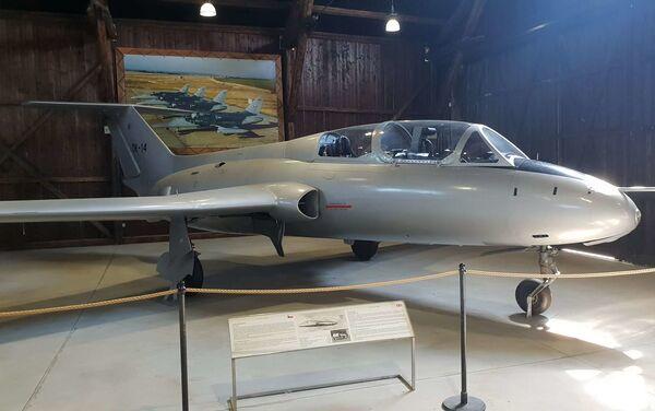 L-29, předchůdce L-39 NG, Letecké muzeum Kbely - Sputnik Česká republika