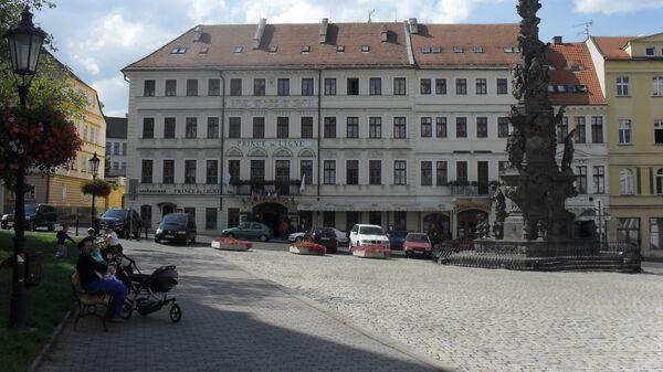 Отель Prince de Ligne в чешском городе Теплице - Sputnik Česká republika