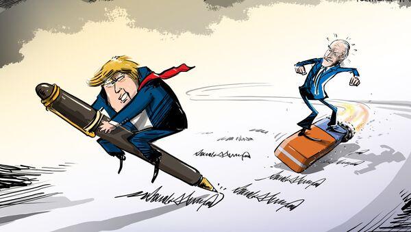 Biden zrušil Trumpovy novinky v oblasti zdravotního pojištění - Sputnik Česká republika