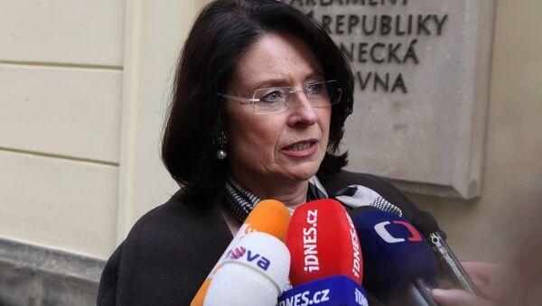 Miroslava Němcová - Sputnik Česká republika