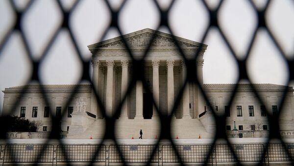 Nejvyšší soud Spojených států amerických - Sputnik Česká republika