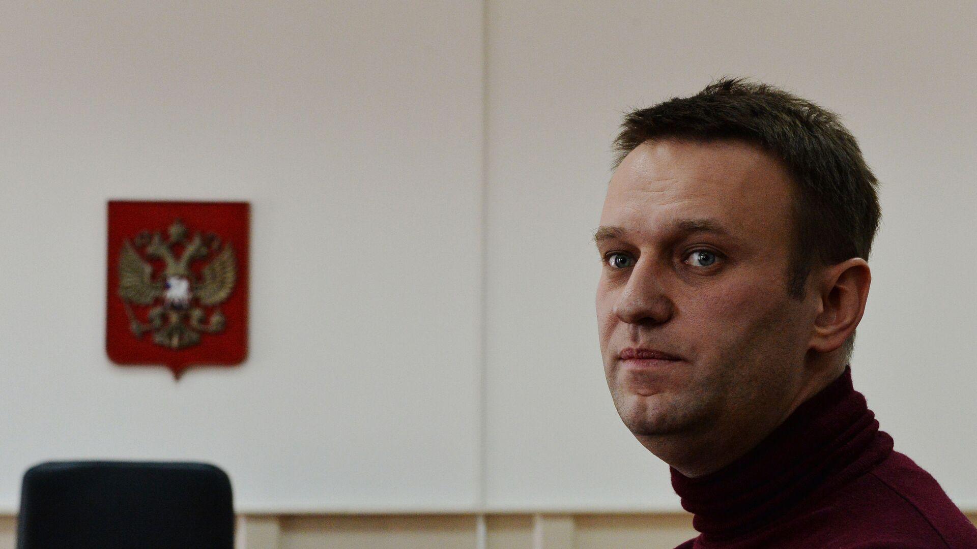 Alexej Navalnyj - Sputnik Česká republika, 1920, 30.04.2021