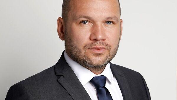 Starosta slovenské obci Dvory nad Žitavou Ing. Branislav Becík - Sputnik Česká republika