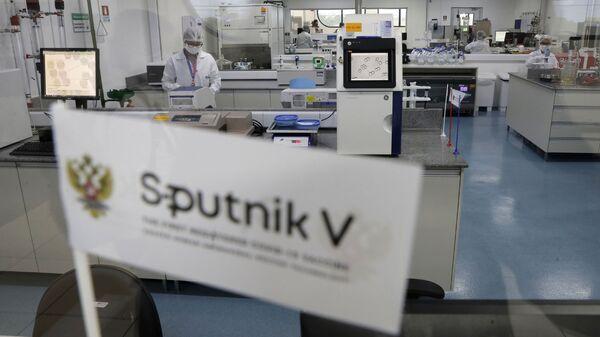 Sputnik V. Ilustrační foto - Sputnik Česká republika