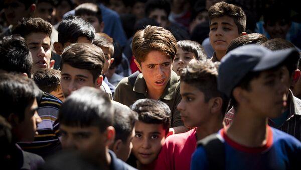 Záběr z filmu Sun Children, Iran. - Sputnik Česká republika