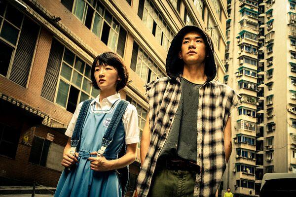 Záběr z filmu Better Days, Hong Kong. - Sputnik Česká republika