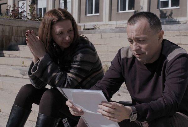 Záběr z filmu Kolektiv, Rumunsko. - Sputnik Česká republika