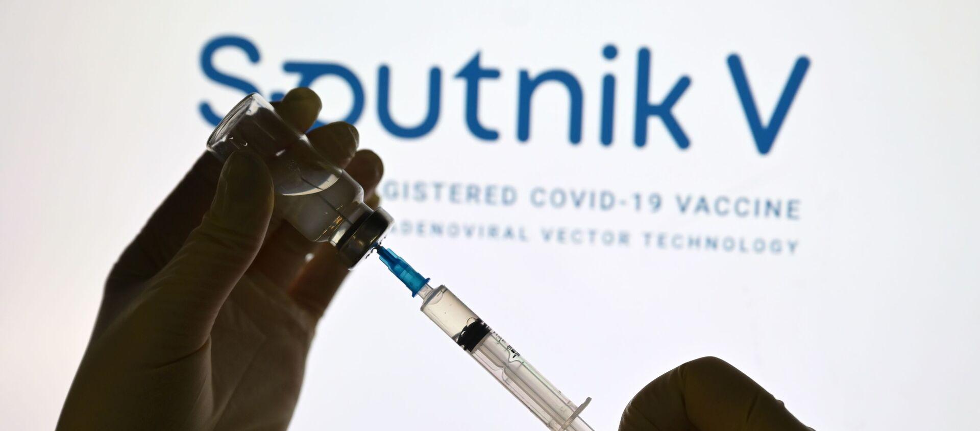 Vakcína proti covidu Sputnik V - Sputnik Česká republika, 1920, 17.02.2021