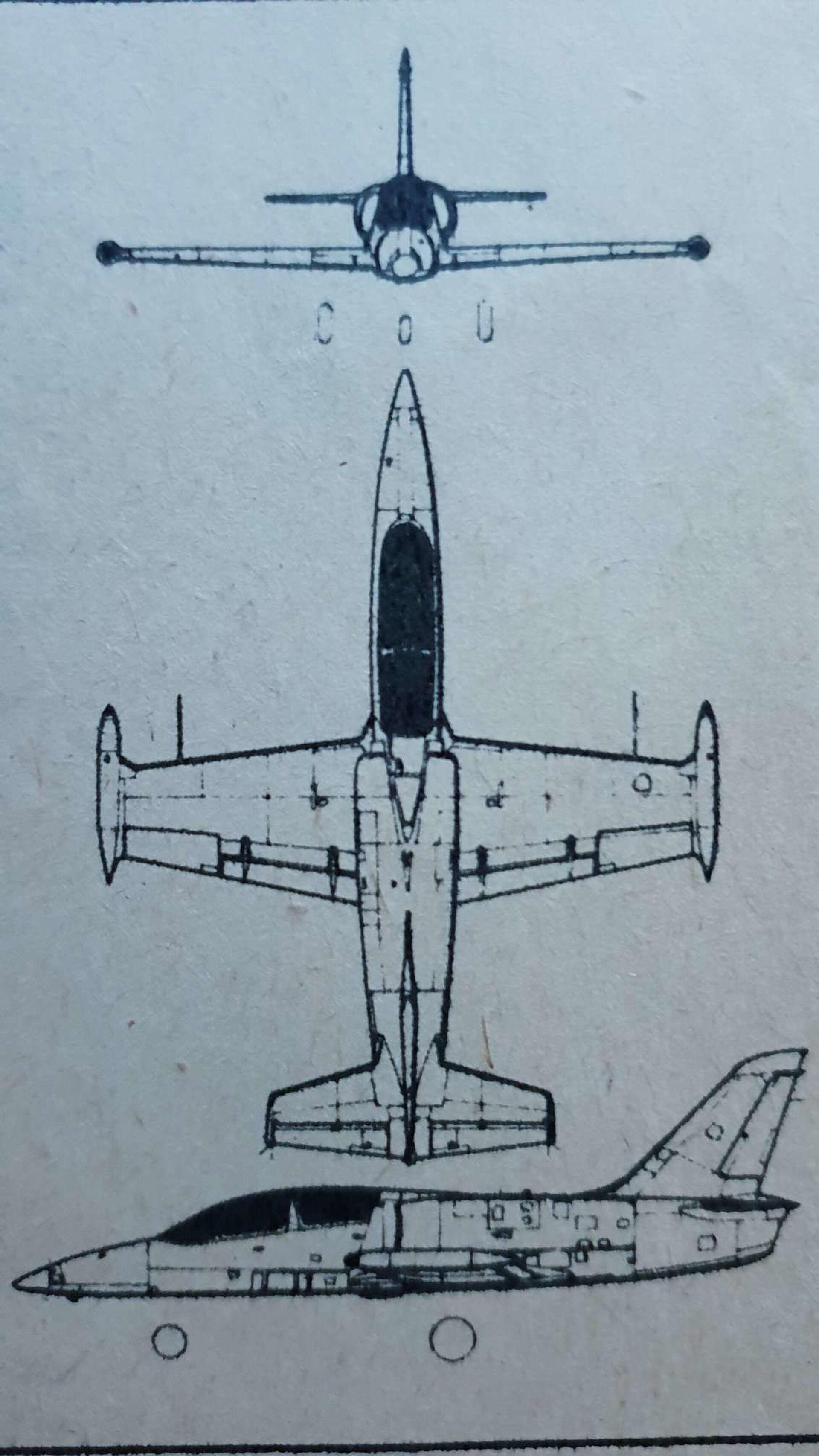 L-39 Albatros je předchůdcem L-39 NG (Nová Generace); L+K '87 - Sputnik Česká republika, 1920, 20.04.2021