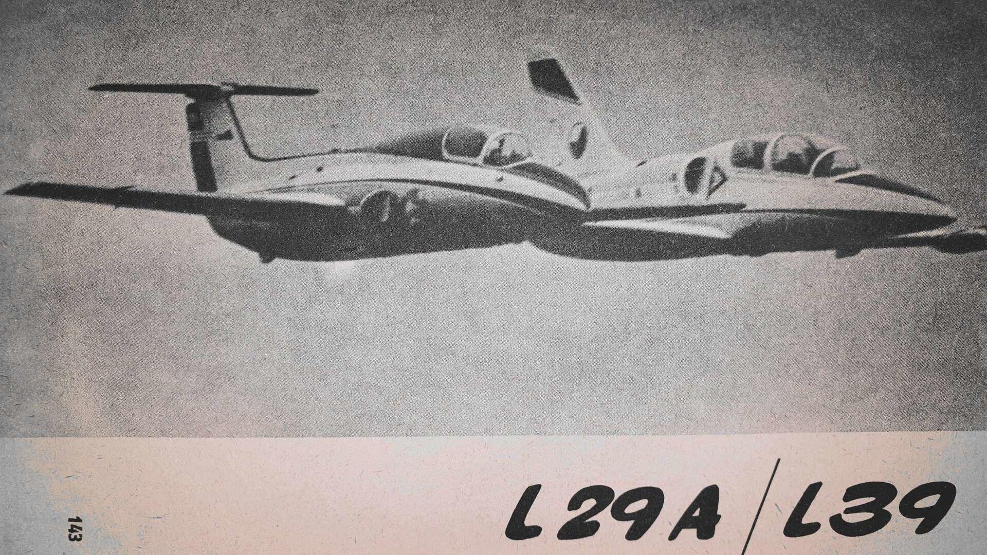 Legenda cvičných letounů typu L má tradici spadající do dalekých let šedesátých. L-39 NG pokračuje linii L-29 i L-39... L+K '73. Hlavní inovace jsou v oblasti materiálů a avioniky. - Sputnik Česká republika, 1920, 20.04.2021