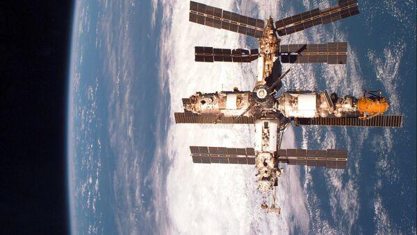 Vesmírná stanice Mir - Sputnik Česká republika