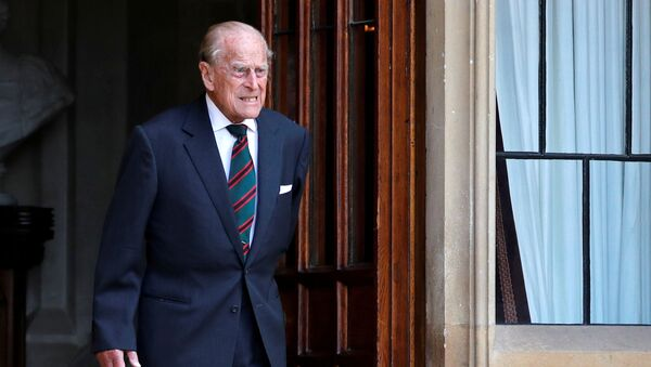 Vévoda z Edinburghu, princ Philip - Sputnik Česká republika