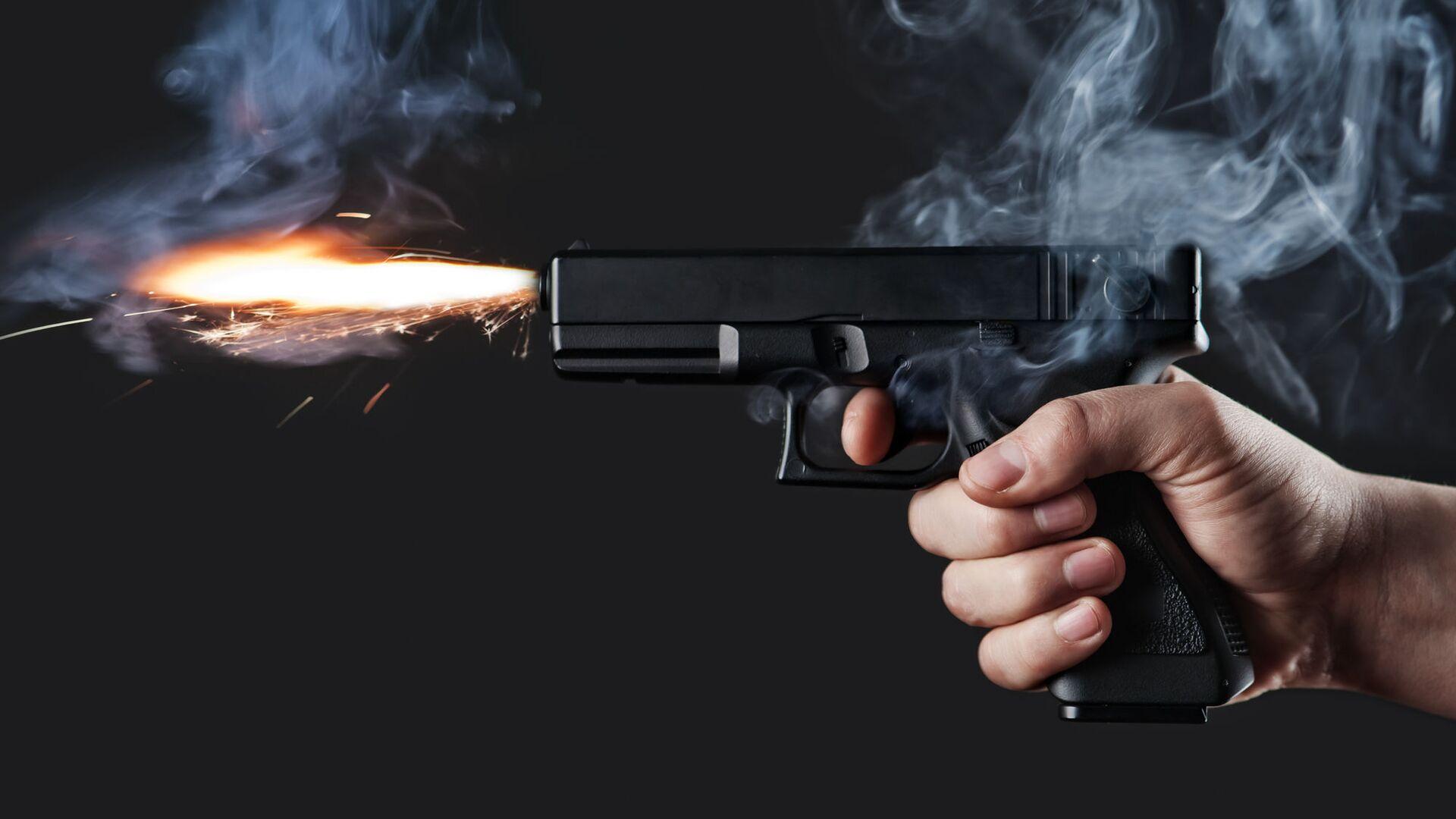Střelba z pistole - Sputnik Česká republika, 1920, 06.10.2021