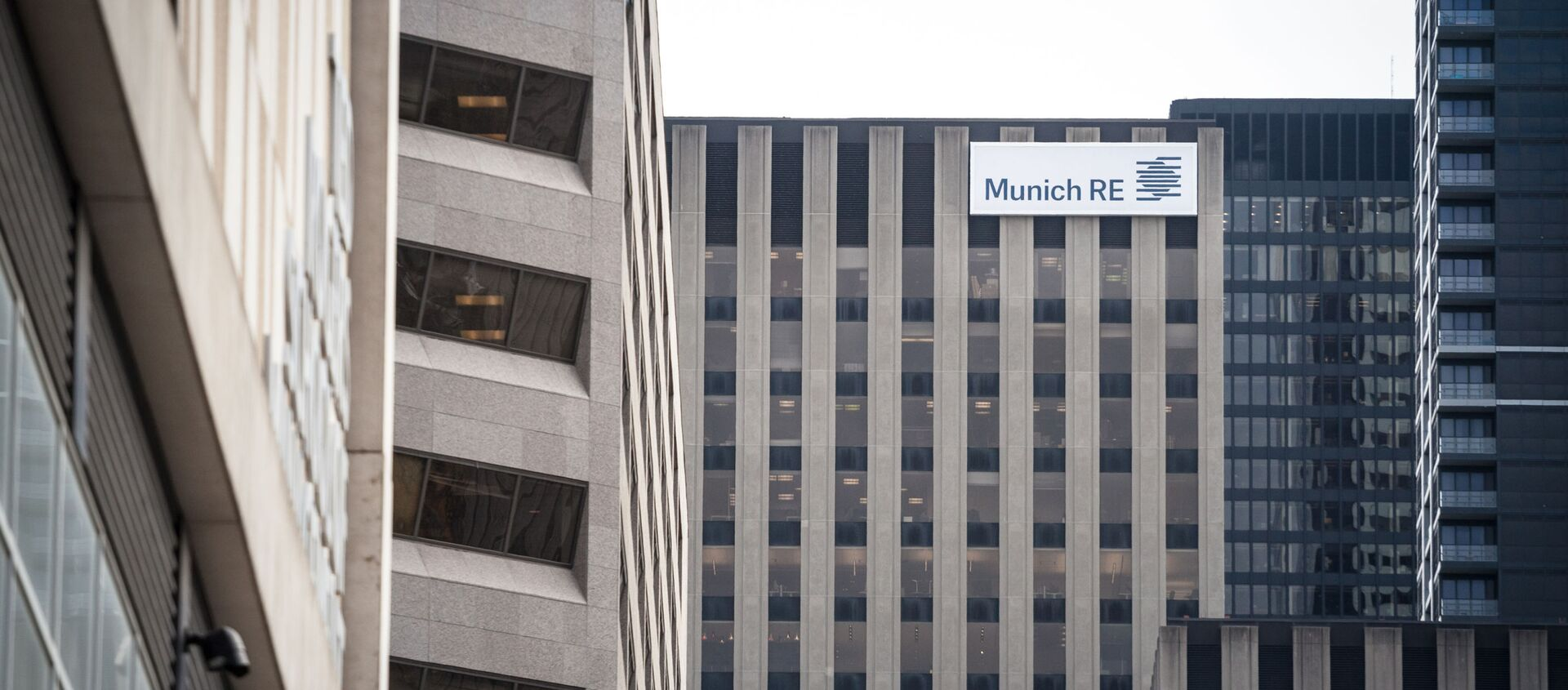 Pobočka Munich RE v kanadském Torontu - Sputnik Česká republika, 1920, 24.02.2021