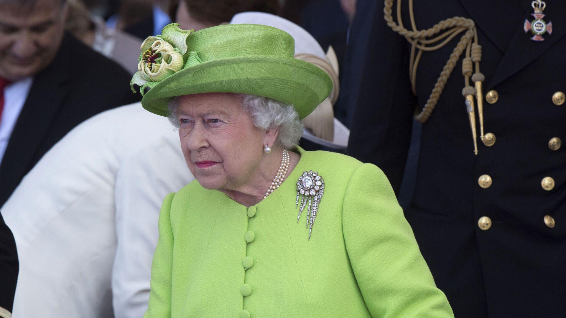 Královna Spojeného království Alžběta II - Sputnik Česká republika, 1920, 07.03.2021