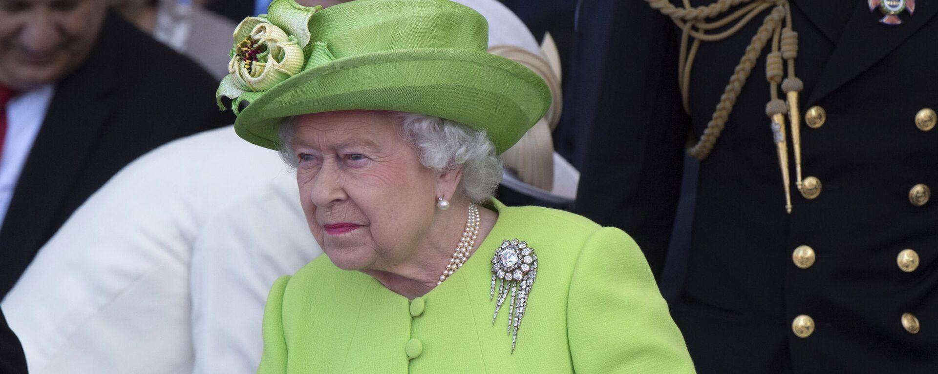 Královna Spojeného království Alžběta II - Sputnik Česká republika, 1920, 14.06.2021