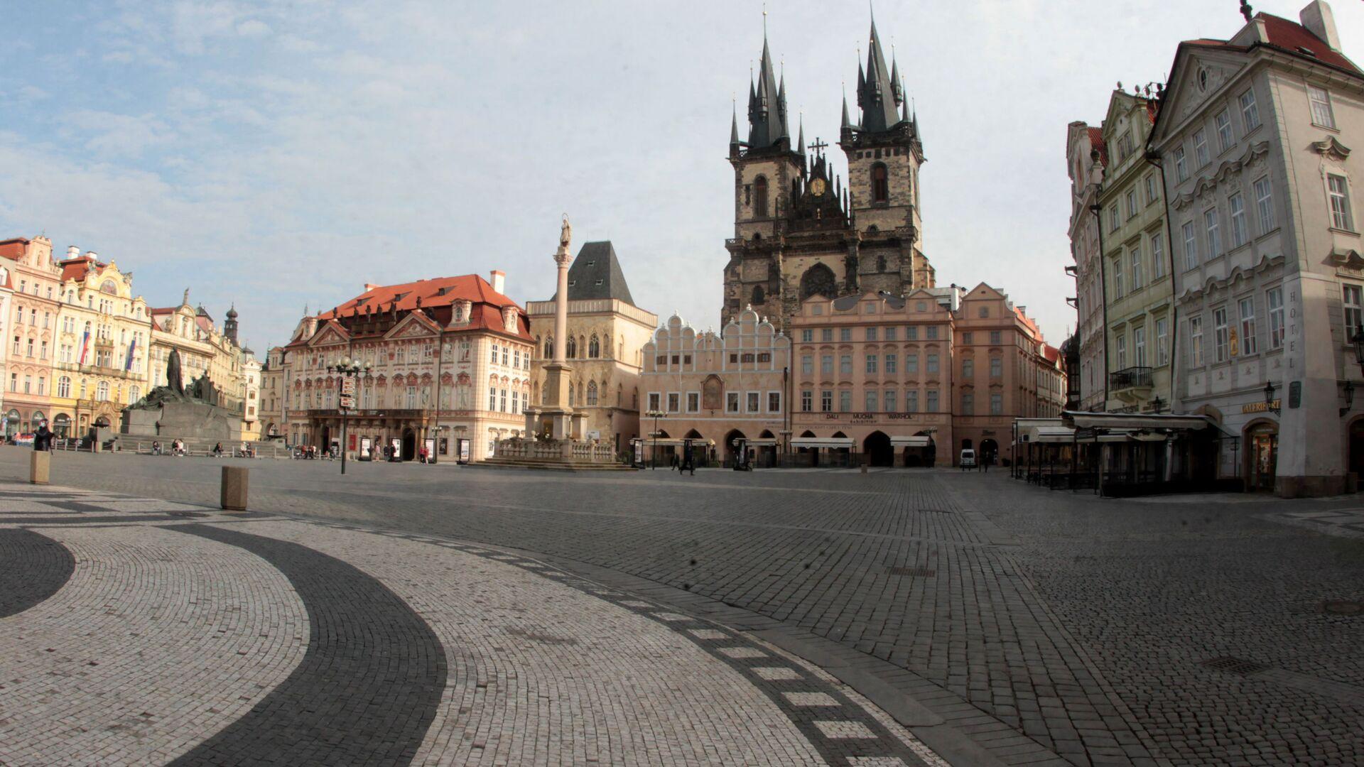 Staroměstské náměstí - Sputnik Česká republika, 1920, 13.09.2021
